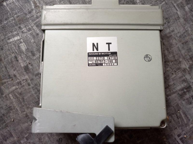 Блок efi Nissan Terrano Regulus JRR50-011437 QD32 ETI 1997 (б/у)