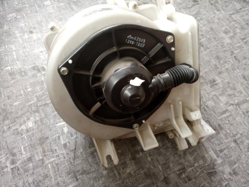Мотор печки Nissan Terrano Regulus JRR50-011437 QD32 ETI 1997 (б/у)