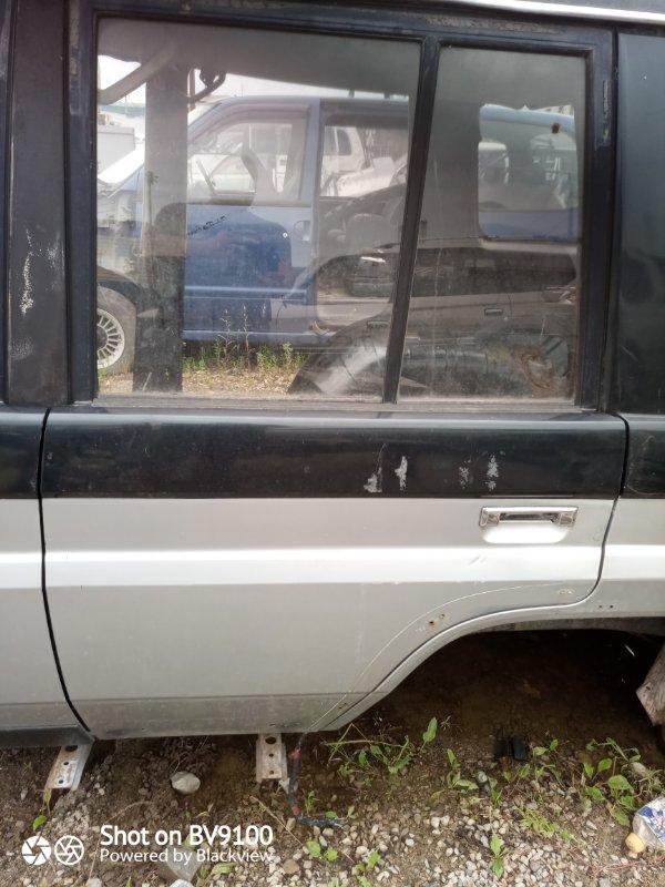 Дверь Toyota Land Cruiser Prado KZJ78 задняя левая (б/у)