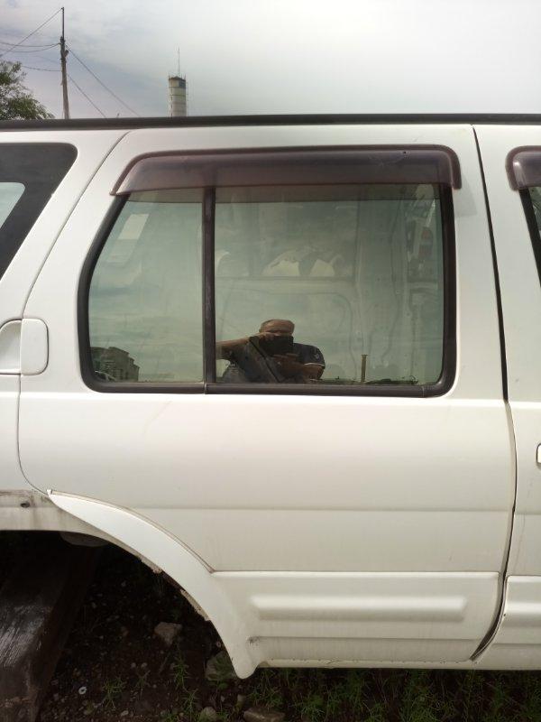 Дверь Nissan Terrano Regulus JRR50-011437 QD32 ETI 1997 (б/у)