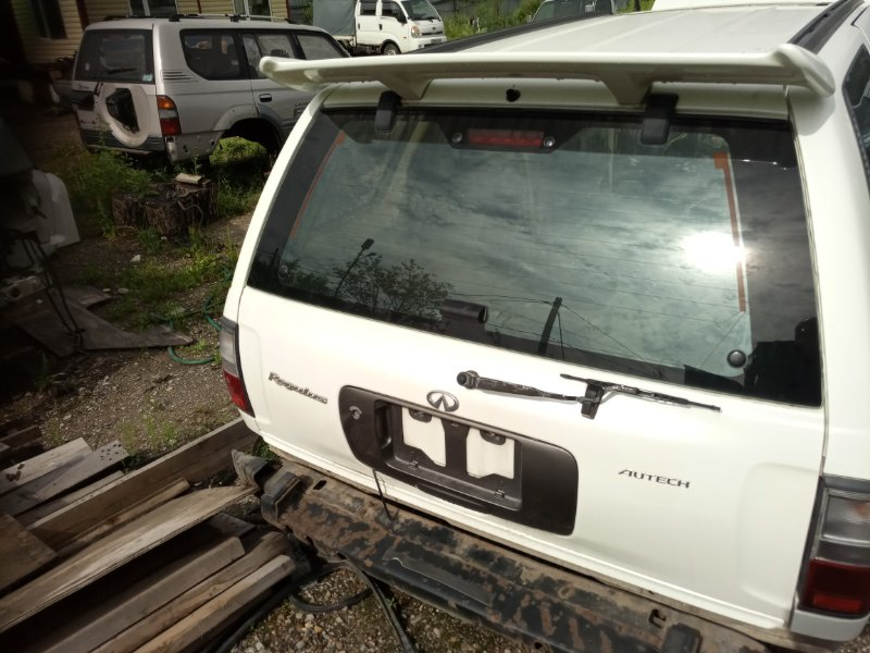 Дверь 5-я Nissan Terrano Regulus JRR50-011437 QD32 ETI 1997 (б/у)