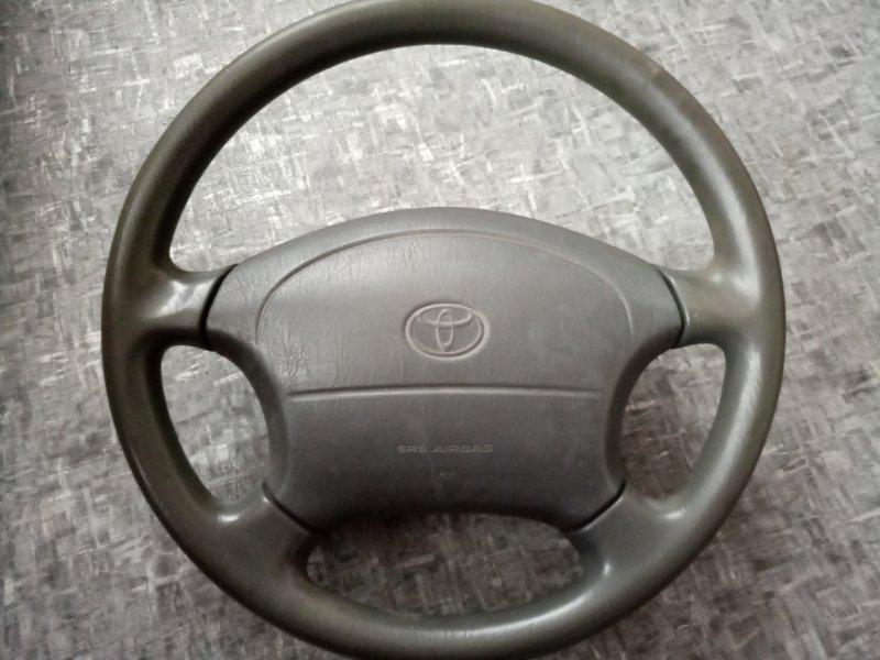 Руль Toyota Hiace KZH 106 (б/у)