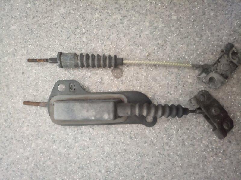 Трос ручника Nissan Terrano Regulus JRR50-011437 QD32 ETI 1997 (б/у)
