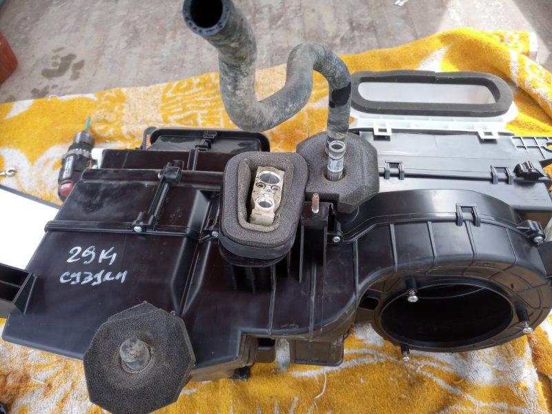 Радиатор печки Suzuki Wagon R MH23S K6A 2010 (б/у)