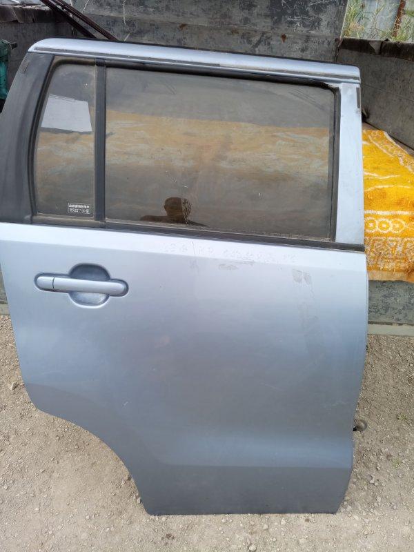 Дверь Suzuki Wagon R MH23S K6A 2010 задняя правая (б/у)