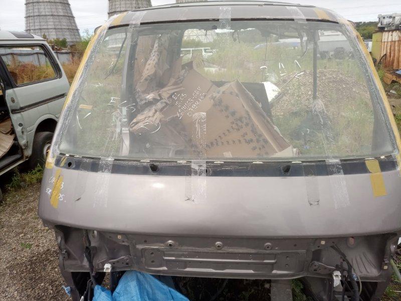 Стекло лобовое Toyota Hiace KZH 116 1KZ (б/у)