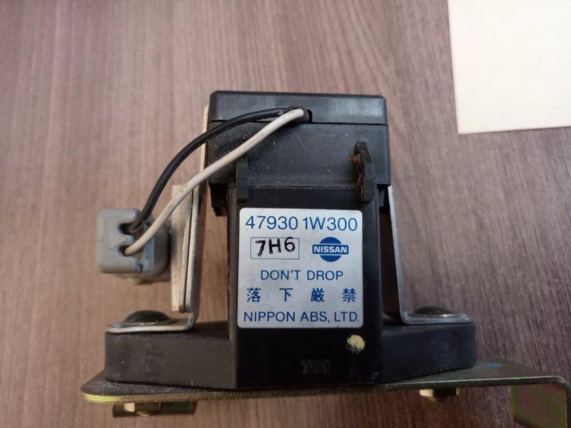 Датчик ускорения Nissan Terrano Regulus JRR50-011437 QD32 ETI 1997 (б/у)