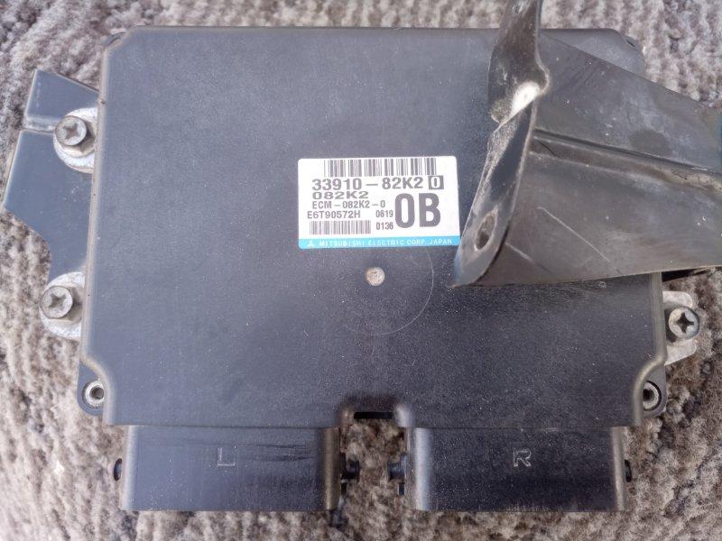 Блок efi Suzuki Wagon R MH23S K6A 2010 (б/у)