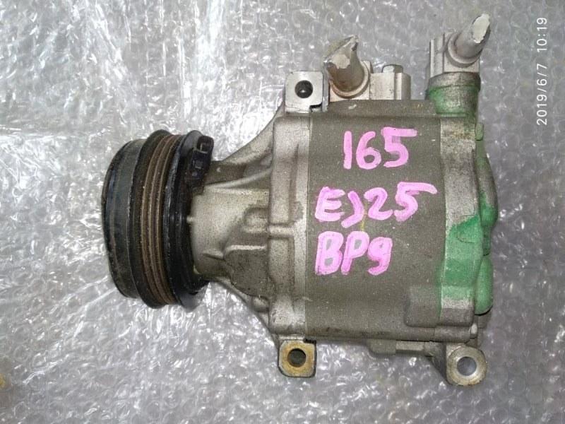 Компрессор кондиционера Subaru Legaсy BP9 EJ25 2003 (б/у)