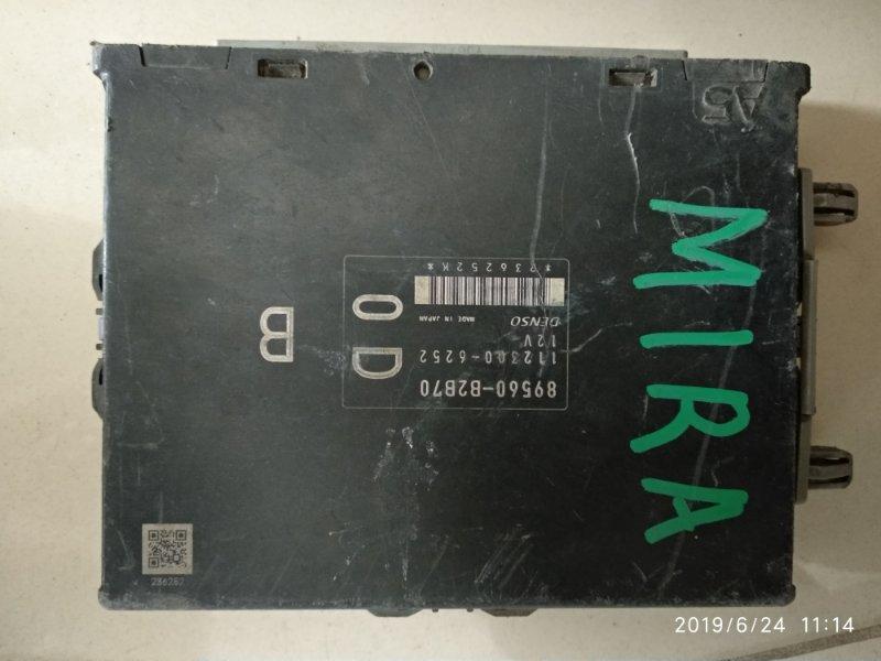 Блок управления efi Daihatsu Mira L275V KF-VE 2006 (б/у)