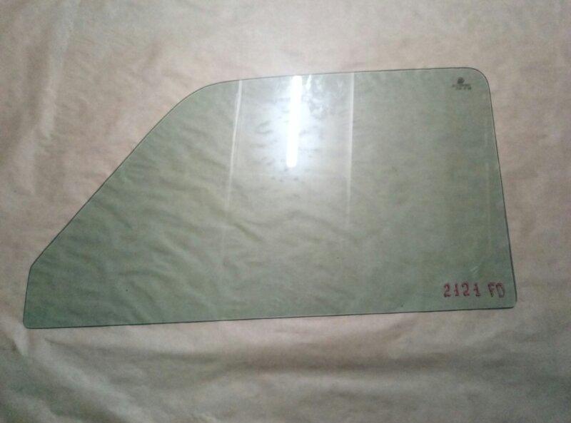Стекло двери Ваз 2121 переднее