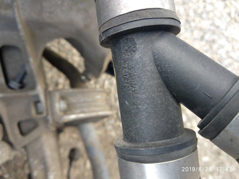 Фланец системы охлаждения Bmw 5 Series E61 E60 M54 2003 (б/у)