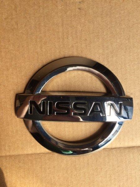 Эмблема Nissan Serena C25 2005 (б/у)