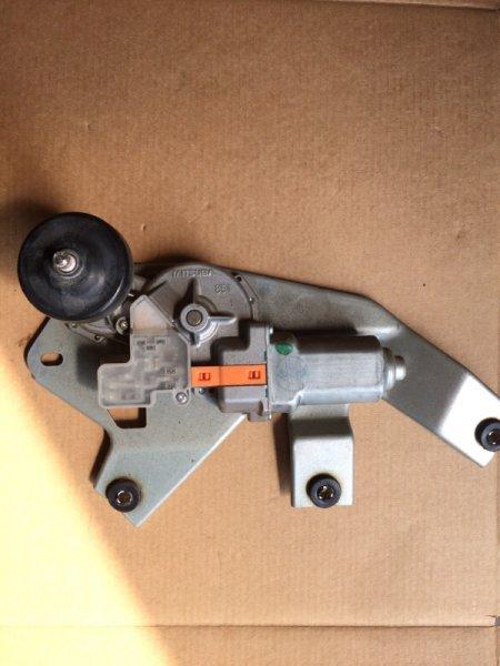 Мотор дворников Nissan Serena C25 2005 задний (б/у)