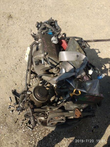 Двс Toyota Corolla Spacio AE115 7A-FE (б/у)