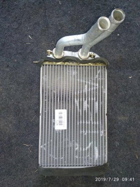 Радиатор печки Toyota Corolla Spacio AE115 7A-FE (б/у)