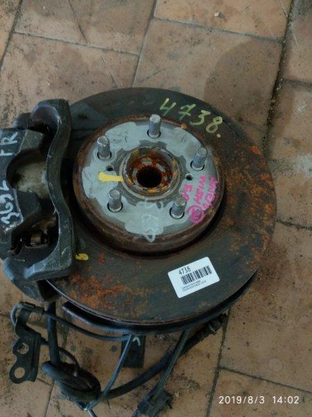 Тормозной диск Toyota Wish ZNE10 1ZZ-FE передний (б/у)