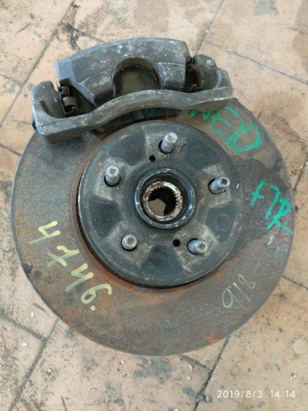 Тормозной диск Toyota Wish ANE10 1AZ-FSE передний (б/у)
