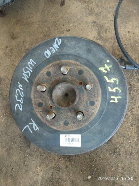 Тормозной барабан Toyota Wish ZNE10 1ZZ-FE задний (б/у)