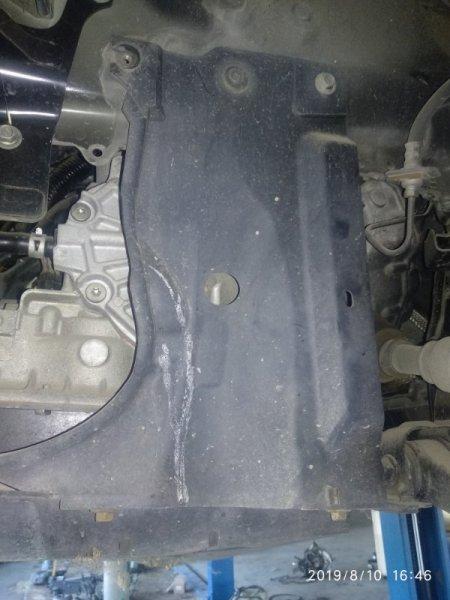 Защита двигателя Mazda 3 (Axela) 2 BL LF17 2008 передняя левая (б/у)