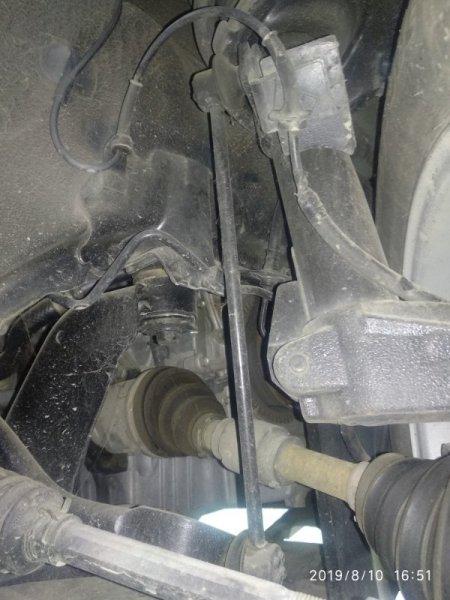 Стойка стабилизатора Mazda 3 (Axela) 2 BL LF17 2008 передняя правая (б/у)