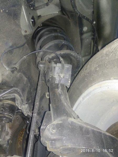 Стойка подвески Mazda 3 (Axela) 2 BL LF17 2008 передняя правая (б/у)