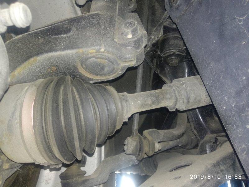 Привод Mazda 3 (Axela) 2 BL LF17 2008 передний правый (б/у)