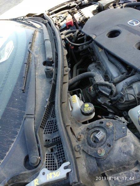 Уплотнитель капота Mazda 3 (Axela) 2 BL LF17 2008 (б/у)