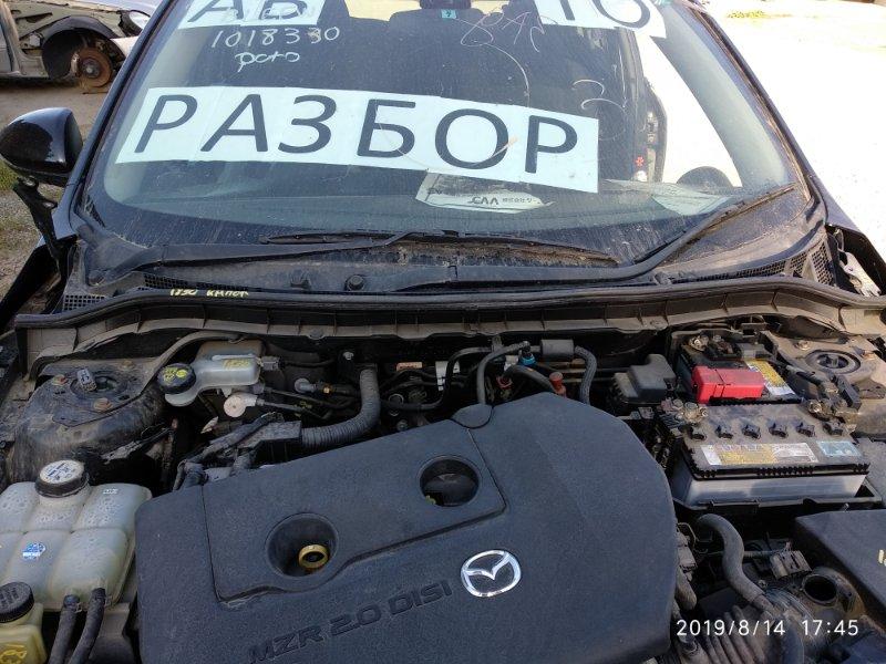 Жабо(подстекольная панель) Mazda 3 (Axela) 2 BL LF17 2008 (б/у)