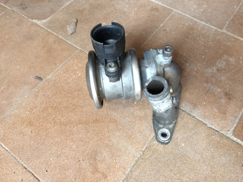 Клапан egr Porsche Cayenne 955 M02.2Y (б/у)