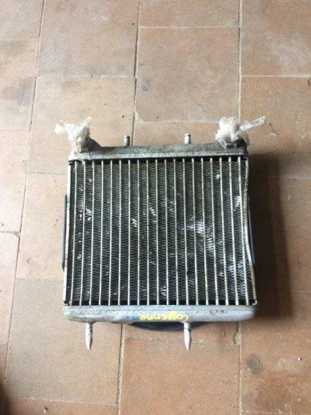 Радиатор масляный Porsche Cayenne 955 M02.2Y (б/у)