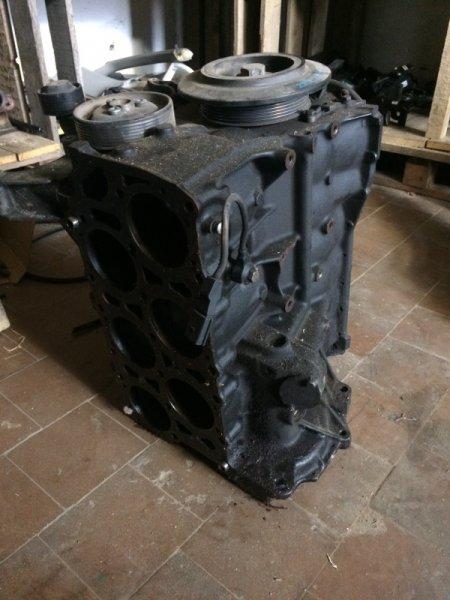 Блок двс Porsche Cayenne 955 M02.2Y (б/у)