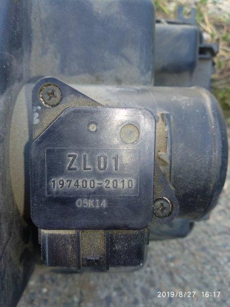 Датчик расхода воздуха Mazda 6 (Atenza) Ii GH LF 2007 (б/у)