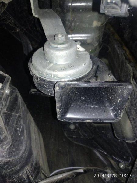 Сигнал звуковой Mazda 3 (Axela) 2 BL LF17 2008 (б/у)