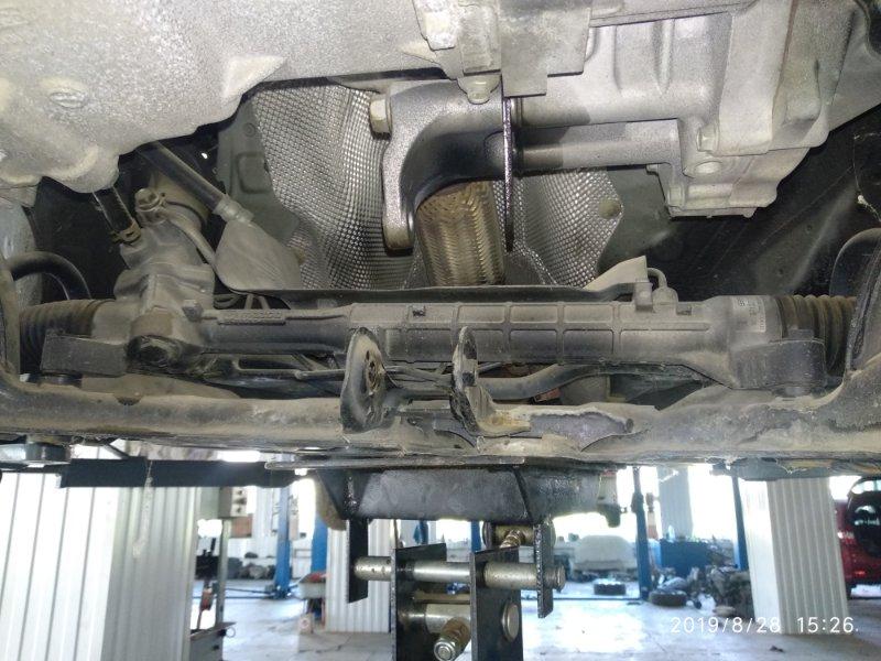 Рулевая рейка Mazda 3 (Axela) 2 BL LF17 2008 (б/у)