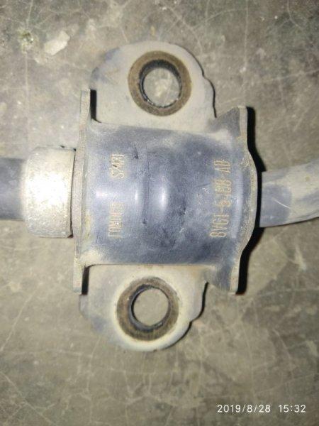 Скоба стабилизатора Mazda 3 (Axela) 2 BL LF17 2008 передняя левая (б/у)