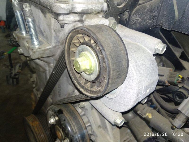 Ролик натяжной Mazda 3 (Axela) 2 BL LF17 2008 (б/у)