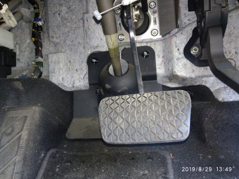 Педаль тормоза Mazda 6 (Atenza) Ii GH LF 2007 (б/у)