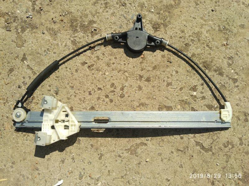 Механизм стеклоподъёмника Mazda 6 (Atenza) Ii GH LF 2007 передний правый (б/у)
