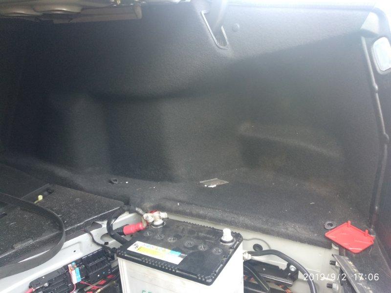 Обшивка багажника Mercedes Benz E 350 W211 272964 2005 задняя правая (б/у)