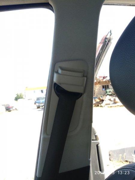 Обшивка стойки центральной Mercedes Benz E 350 W211 272964 2005 правая верхняя (б/у)