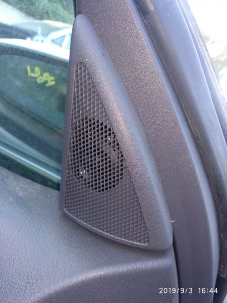 Накладка зеркала двери внутренняя с вч Mercedes Benz E 350 W211 272964 2005 передняя левая (б/у)