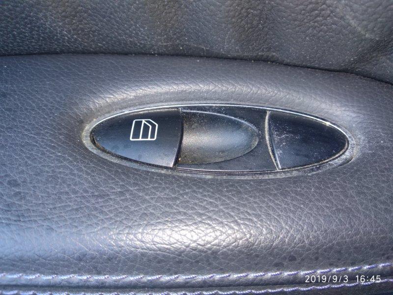 Кнопка стеклоподъемника Mercedes Benz E 350 W211 272964 2005 передняя левая (б/у)