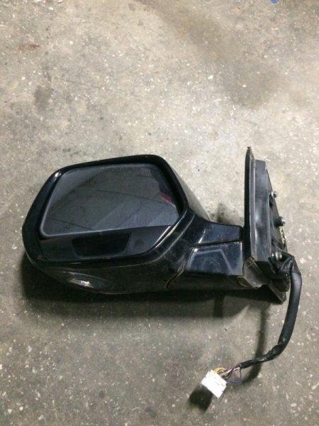 Зеркало боковое Honda Cr-V RE4 K24Z4 2007 переднее левое (б/у)