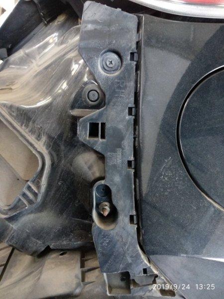 Крепление бампера Mazda 3 (Axela) 2 BL LF17 2008 заднее правое (б/у)