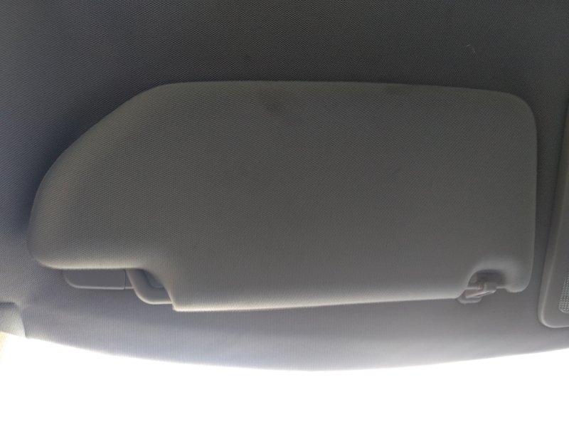 Козырек солнцезащитный Volvo Xc90 C59 B5254T2 2002 передний левый (б/у)