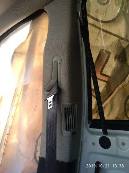 Обшивка стойки центральной Volvo Xc90 C59 B5254T2 2002 правая верхняя (б/у)