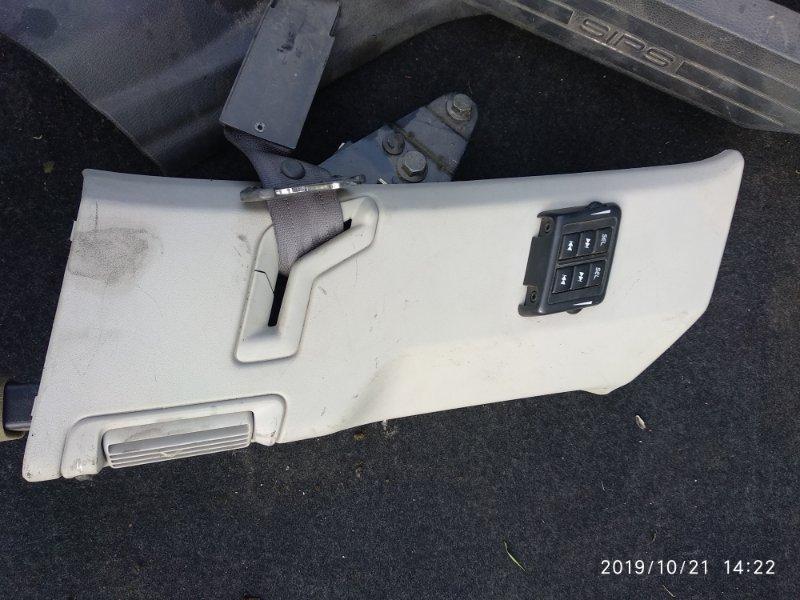 Обшивка стойки Volvo Xc90 C59 B5254T2 2002 задняя правая (б/у)