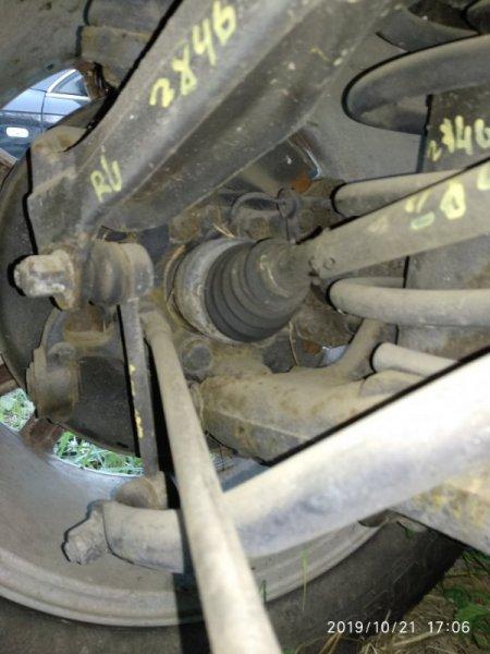 Цапфа Volvo Xc90 C59 B5254T2 2002 задняя левая (б/у)