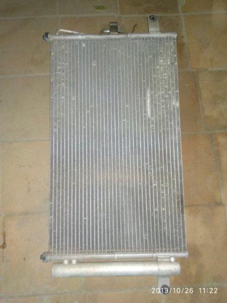 Радиатор кондиционера Hyundai Accent LC2 G4EC-G 1999 (б/у)